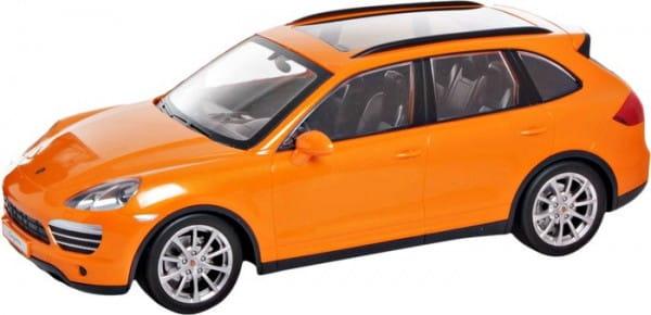 Радиоуправляемая машина MJX Porsche Cayenne 1:14 оранжевая