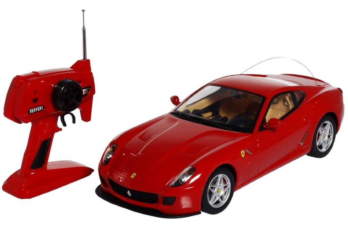 Радиоуправляемая машина MJX 8107 Ferrari 599 GTB Fiorano 1:20 красная