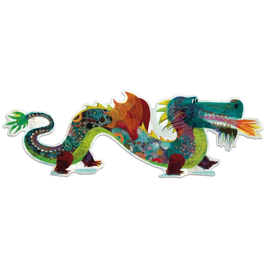 Пазл-гигант DJECO Дракон