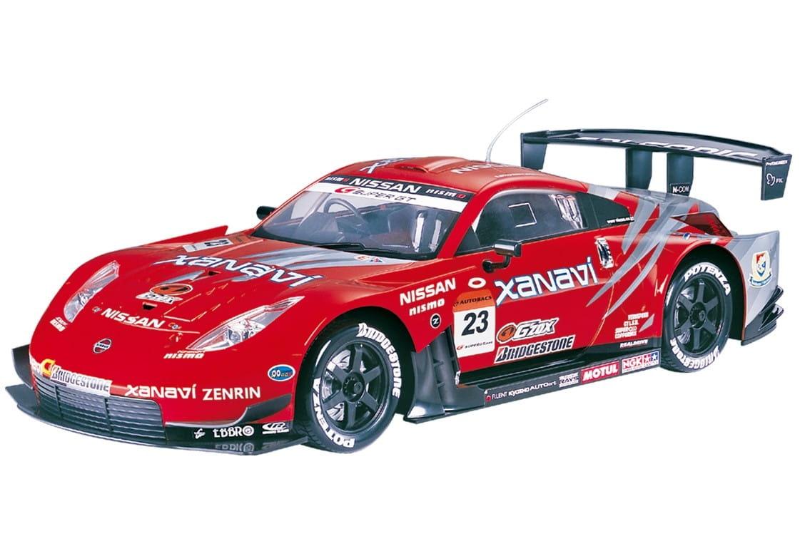 Радиоуправляемая машина MJX Nissan Fairlady Z Super GT500 - 23 1:20