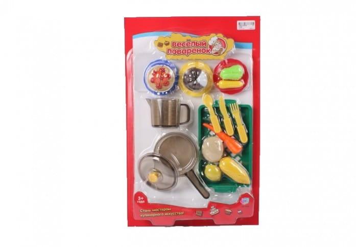 Кухонные принадлежности Play Smart Р41345 Веселый поваренок - Обед и десерт