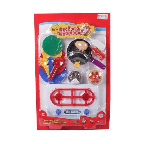 Кухонные принадлежности Play Smart Р41347 Жарка (с плитой)