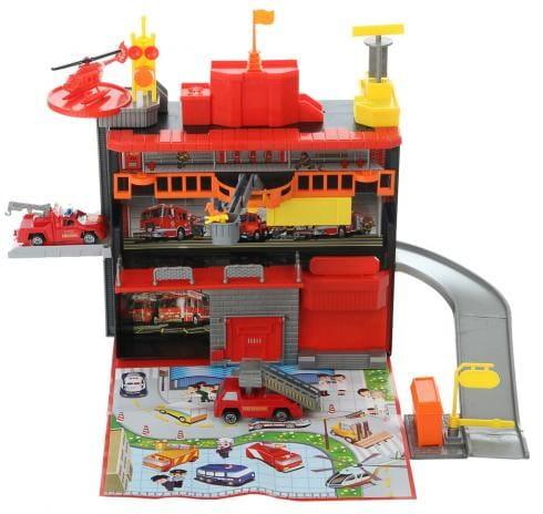 Игровой набор Play Smart Р41446 Пожарная станция