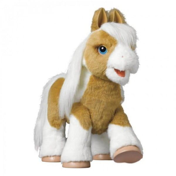 Купить Интерактивная игрушка FurReal Frends Малыш Пони (Hasbro) в интернет магазине игрушек и детских товаров