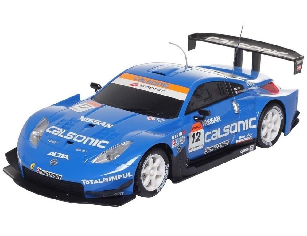 Радиоуправляемая машина MJX 8110B Nissan GT500 1:20