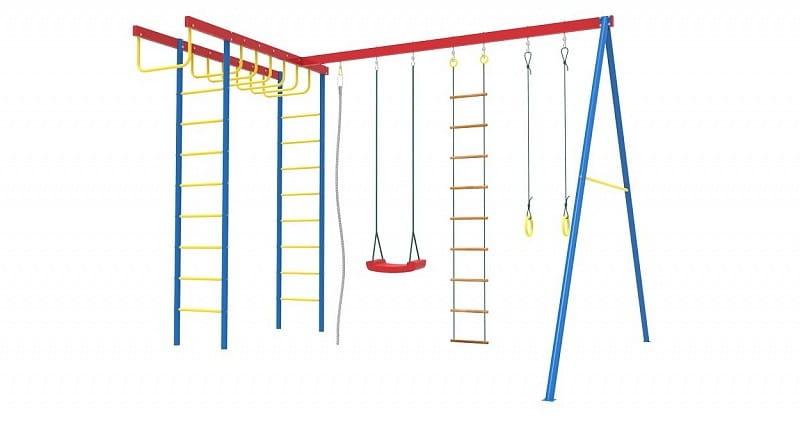 Детский спортивно-игровой комплекс Самсон pegas Пегас