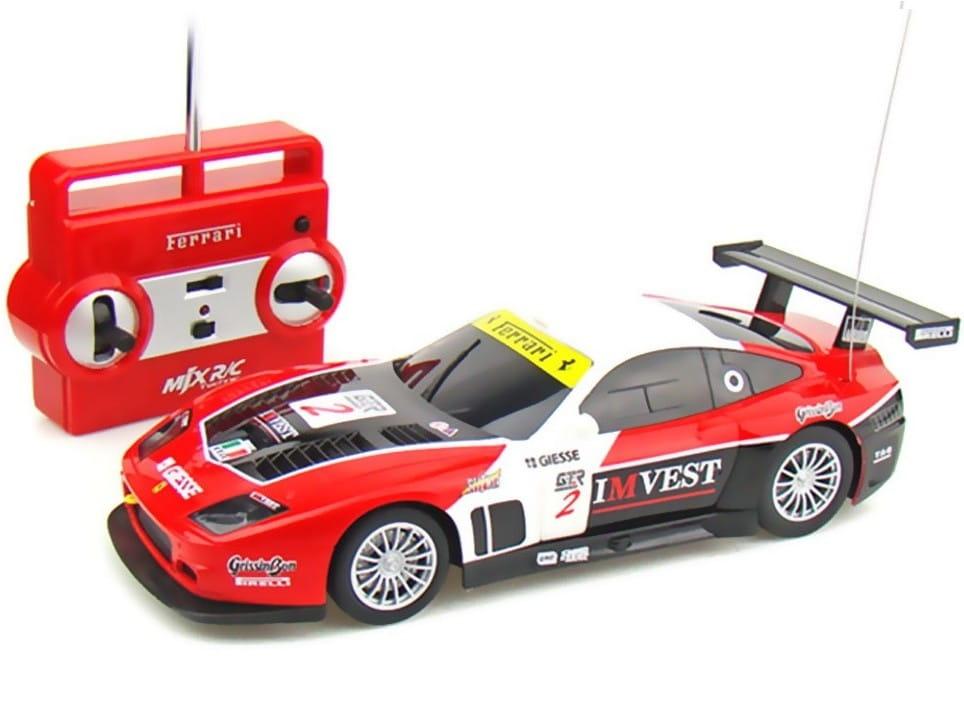 Радиоуправляемая машина MJX 8121 Ferrari 575 GTC 1:20