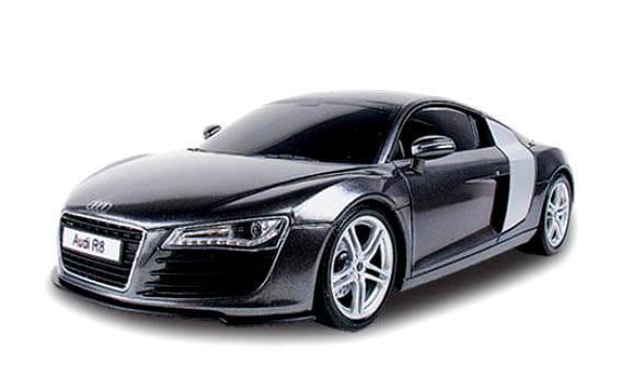 Радиоуправляемый автомобиль MJX Audi R8 1:20 черный
