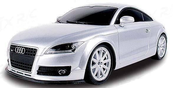 Радиоуправляемый автомобиль MJX Audi TT 1:20 белый