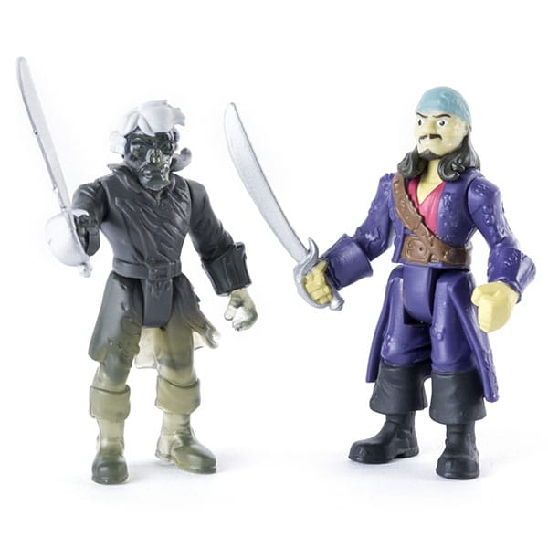 Игрушка Pirates of Caribbean 73101-P 2 фигурки героев - Уилл Тернер и член команды Салазара