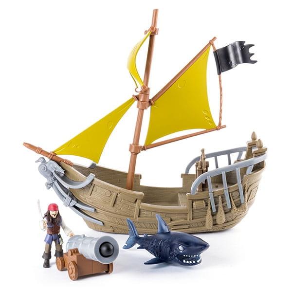 Корабль Джека Воробья Pirates of Caribbean 73112-P