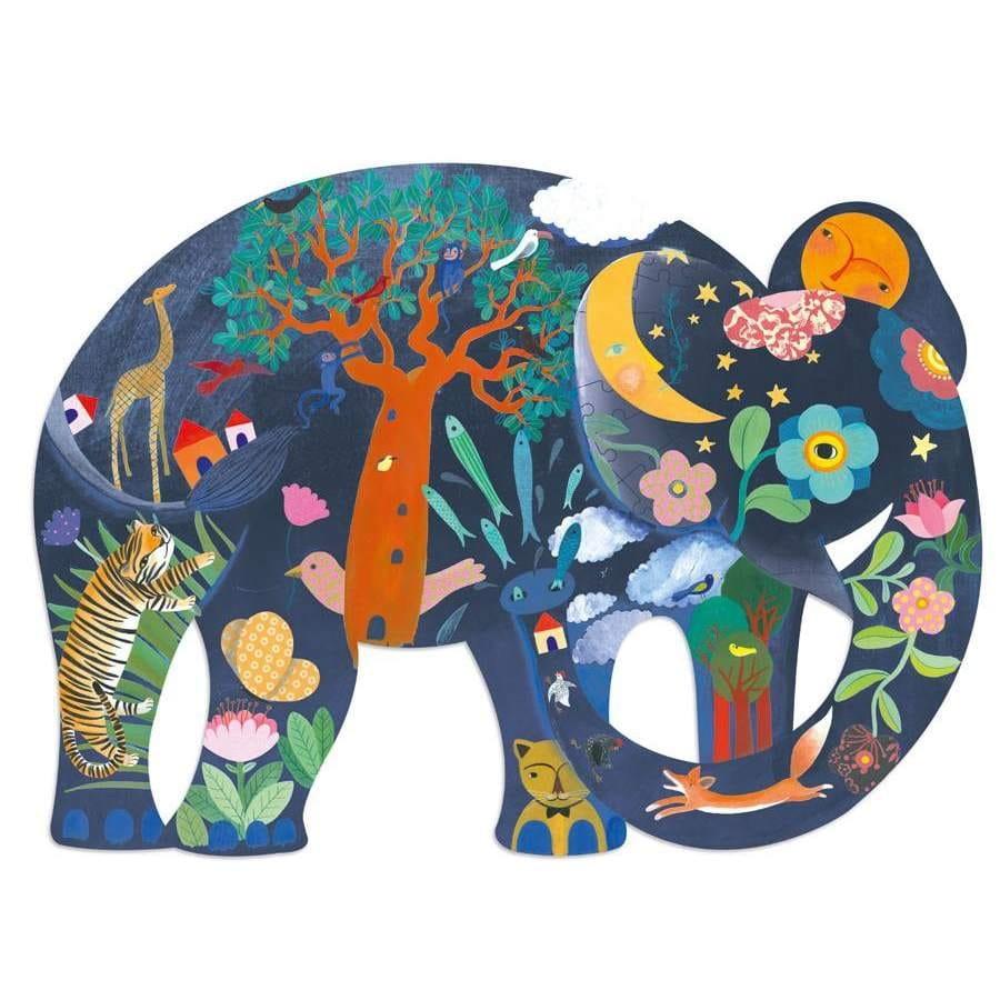 Пазл Djeco 07652 Слон