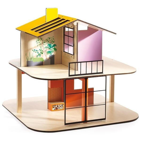 Кукольный домик DJECO Современный дом