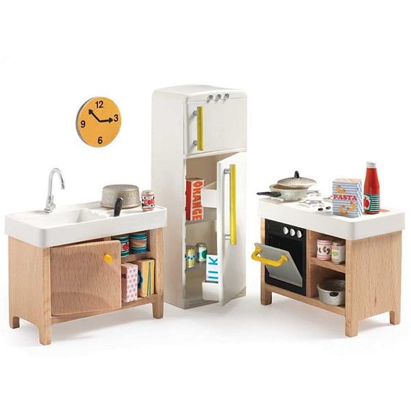 Набор мебели для домика Djeco 07823 Кухня