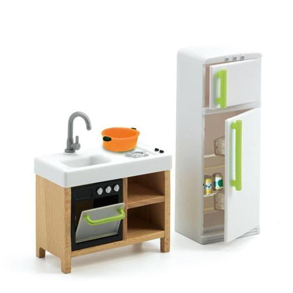 Набор мебели для домика Djeco 07833 Кухня 2