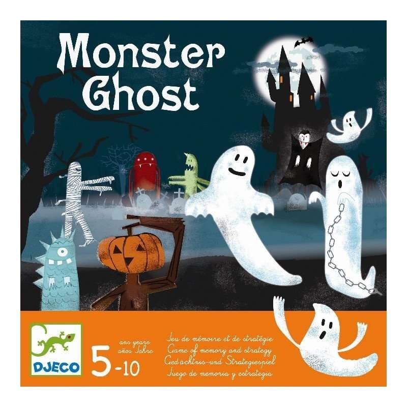 Настольная игра Djeco 08445 Привидения