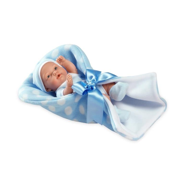 Пупс Arias Т59274 в голубом конверте - 26 см