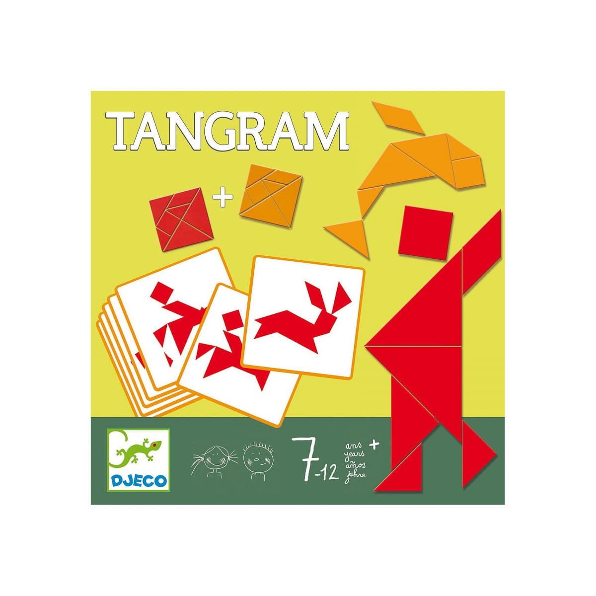 Настольная игра Djeco 08470 Танграм