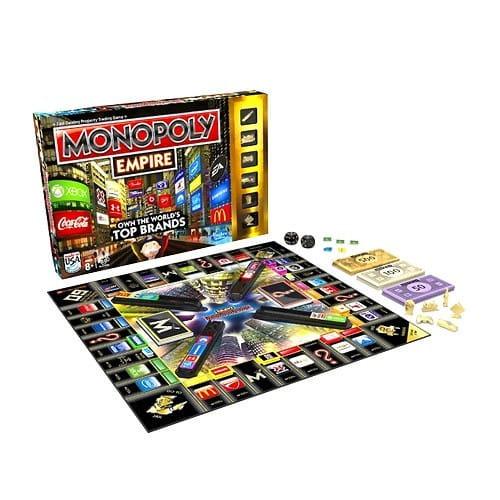 Купить Настольная игра Hasbro Games Монополия Империя в интернет магазине игрушек и детских товаров