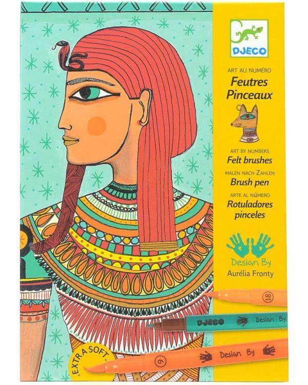 Набор для творчества Djeco 08646 Египетское искусство