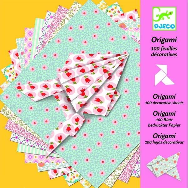 Оригами Djeco 08770 - 100 листов