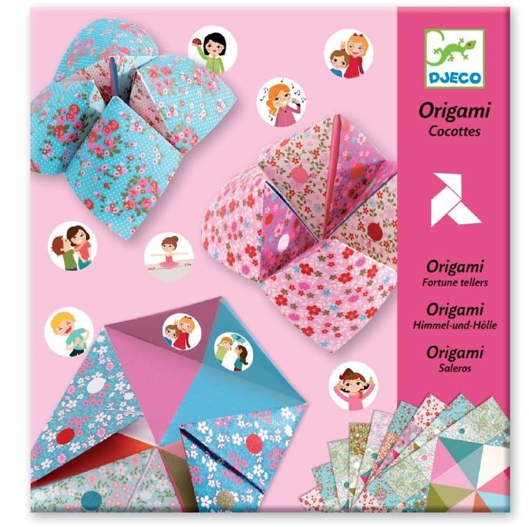Оригами Djeco 08773 с фантами