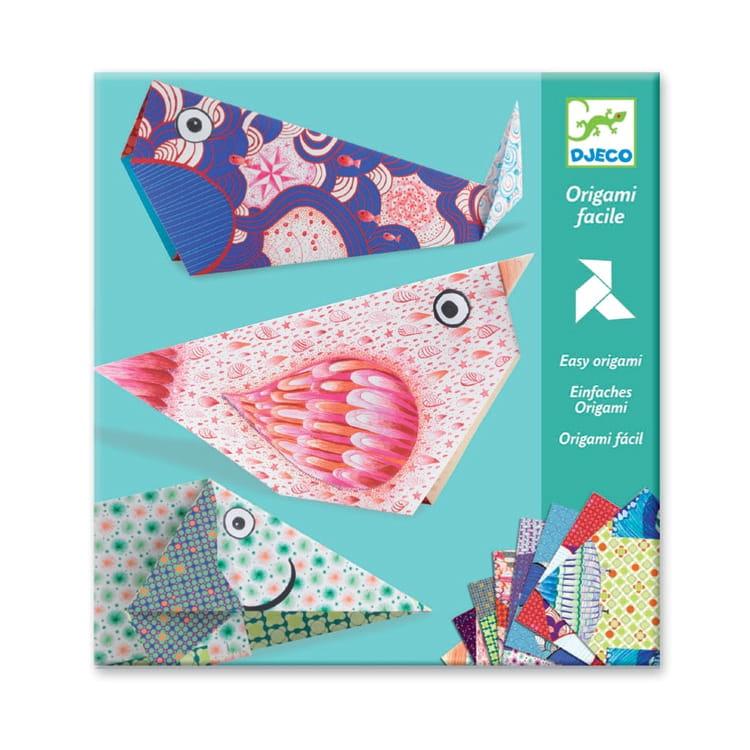 Оригами Djeco 08776 Большие животные