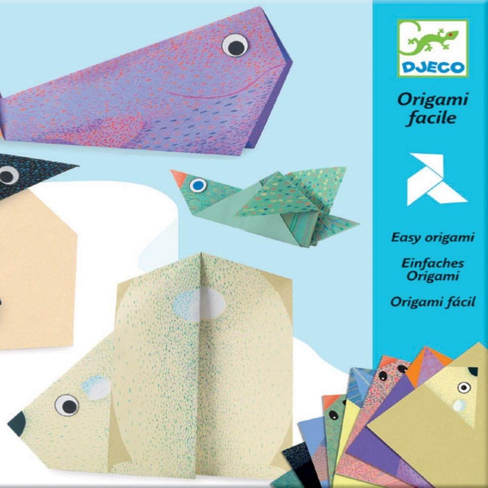 Оригами Djeco 08777 Полярные животные