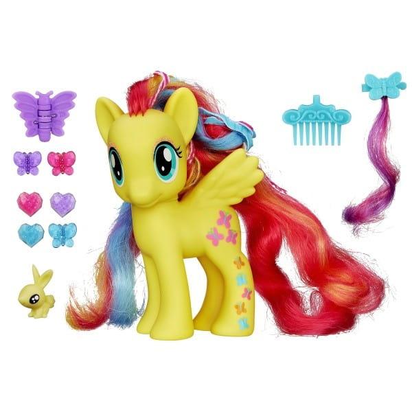 Игровой набор My Little Pony Пони-модницы Делюкс - Fluttershy (Hasbro)