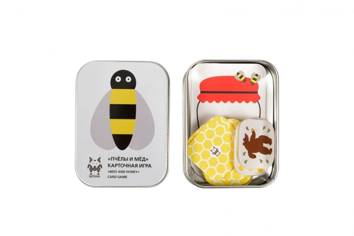 Настольная игра Шуша 90168 Пчелы и мед
