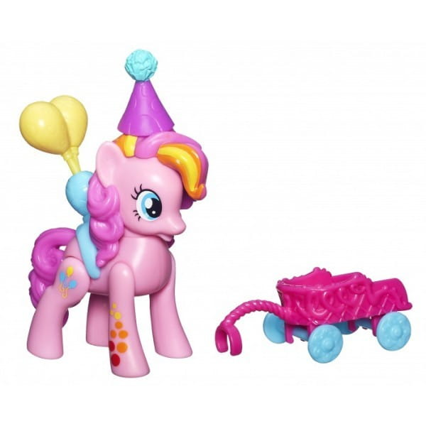 Игровой набор My Little Pony Летающие пони - Pinkie Pie Пинки Пай (Hasbro)