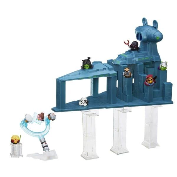 Купить Настольная игра Angry Birds Star Wars Звезда смерти (Hasbro) в интернет магазине игрушек и детских товаров