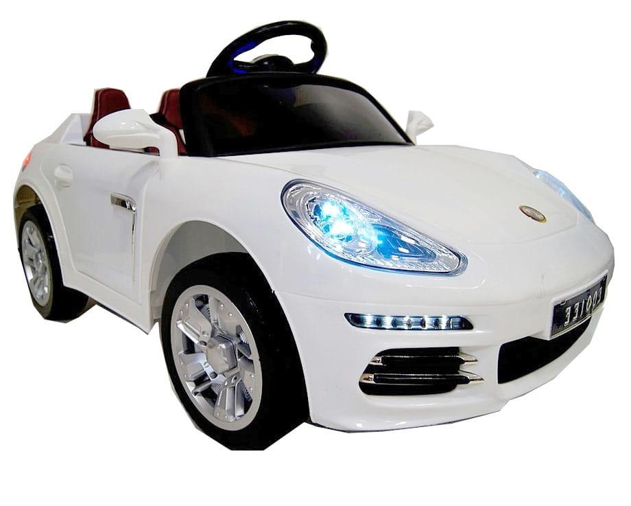 Электромобиль River Toys Porsche E001EE (с дистанционным управлением)