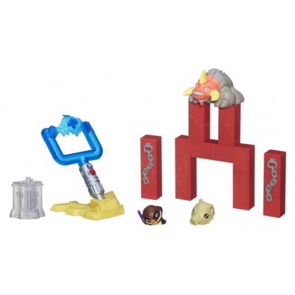 Купить Настольная игра Angry Birds Сражение (Hasbro) в интернет магазине игрушек и детских товаров