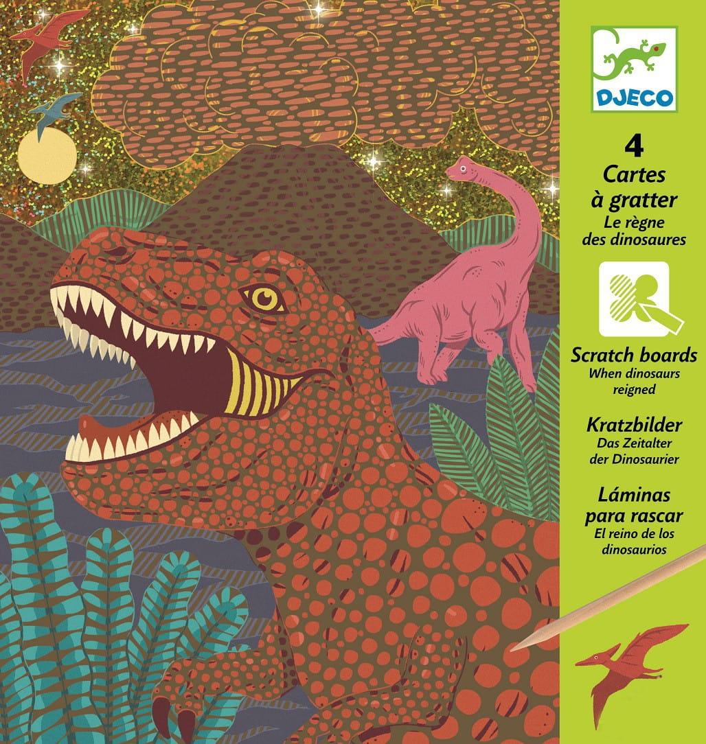Набор для творчества Djeco 09726 Динозавр