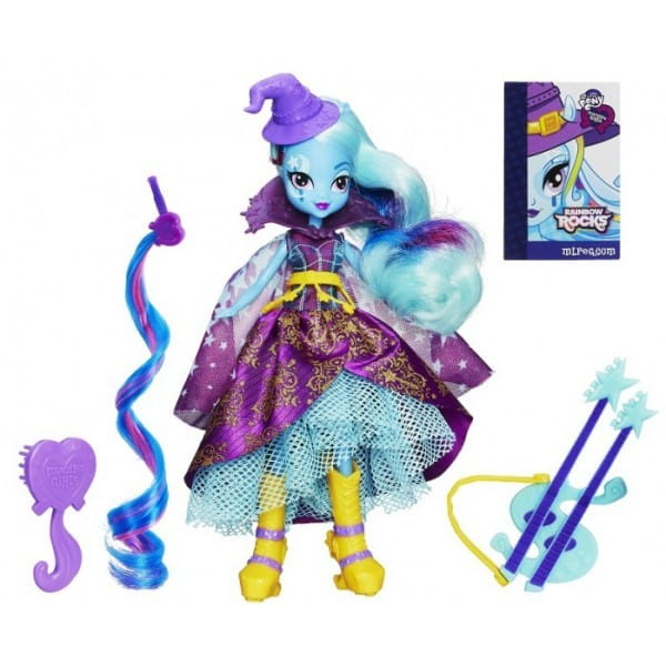 Кукла My Little Pony Супер Модница Трикси (Hasbro)