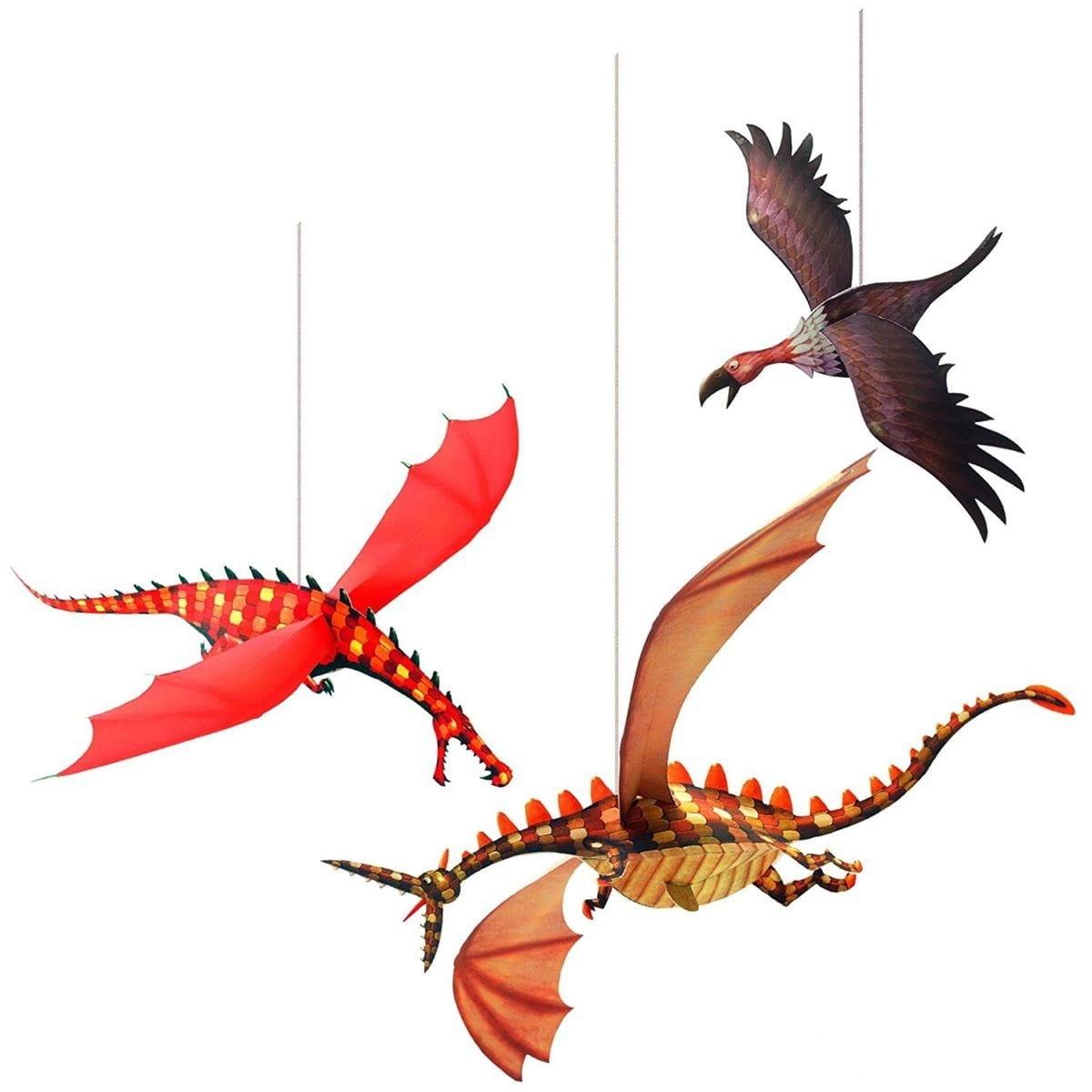 Мобиль Djeco Драконы - Подвесные игрушки и мобили