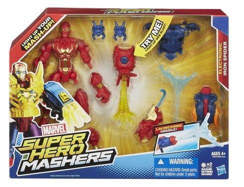 Купить Разборная фигурка Hero Makers Мстители (Hasbro) в интернет магазине игрушек и детских товаров