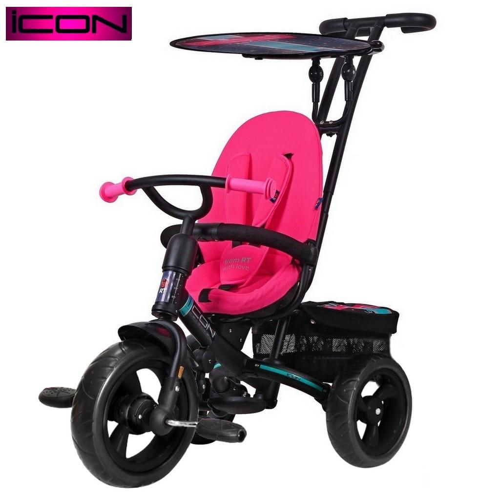 Трехколесный велосипед Icon 5495 Evoque by Natali Prigaro Eva - Glamour Opal