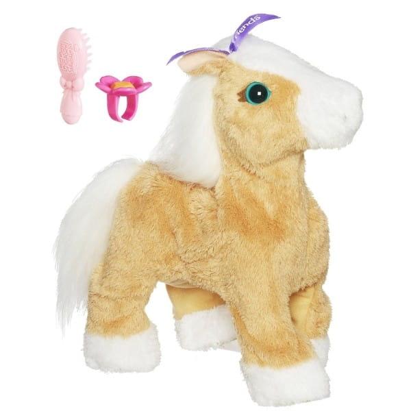 Купить Интерактивная игрушка FurReal Frends Пони-Очаровашка (Hasbro) в интернет магазине игрушек и детских товаров