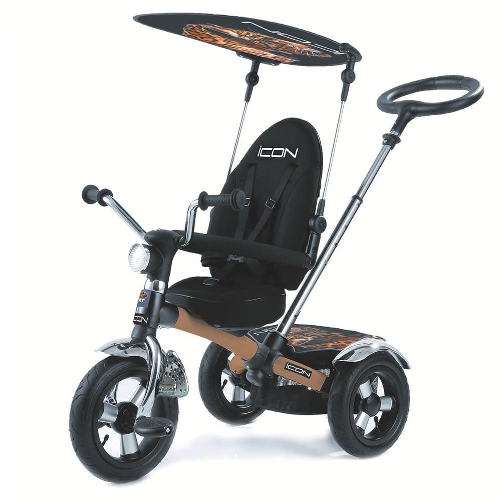 Трехколесный велосипед Icon 3678 4 Cream gepard