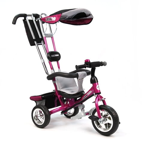 Трехколесный велосипед RT Galaxy Vivat - фиолетовый