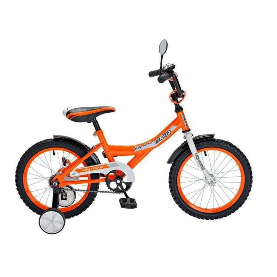 Детский велосипед RT 5551 Wily Rocket - 12 дюймов (оранжевый)