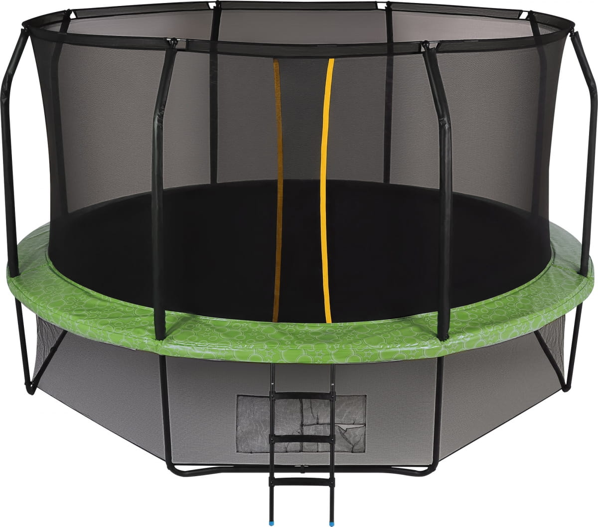 Батут SWOLLEN Prime Green 14 футов - 427 см (2018)