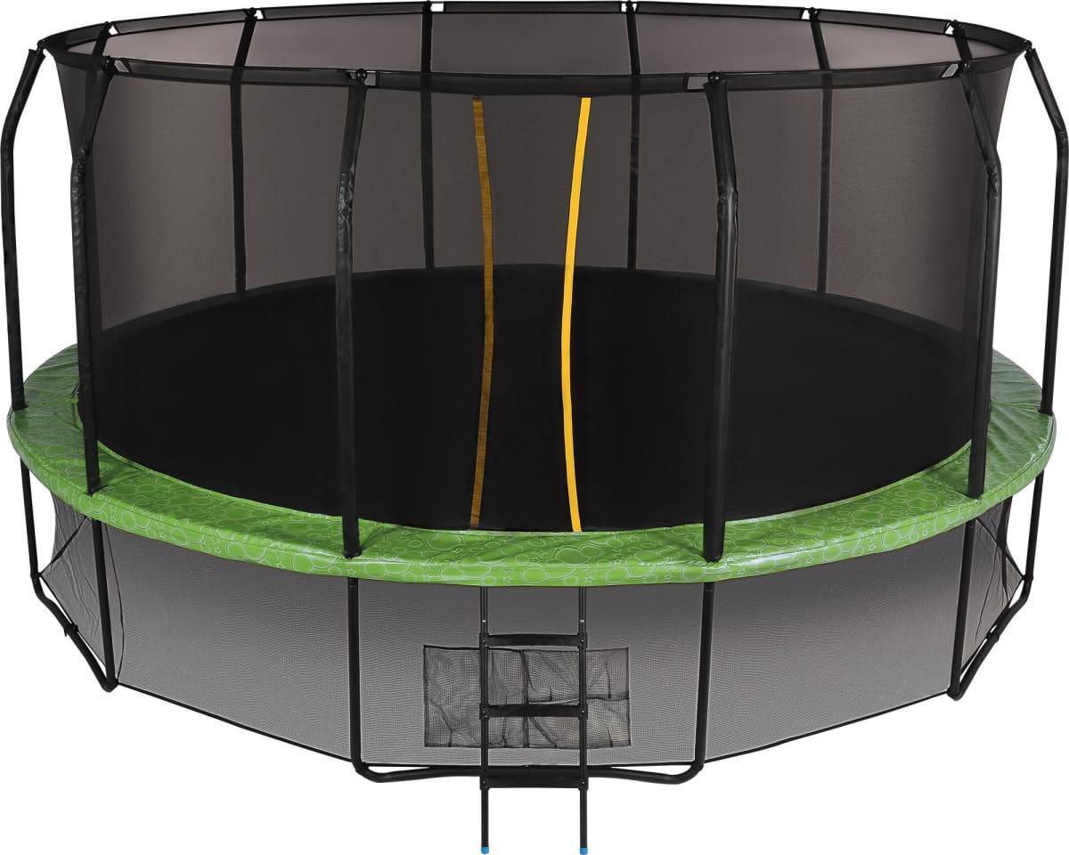 Батут SWOLLEN Prime Green 16 футов - 488 см (2018)
