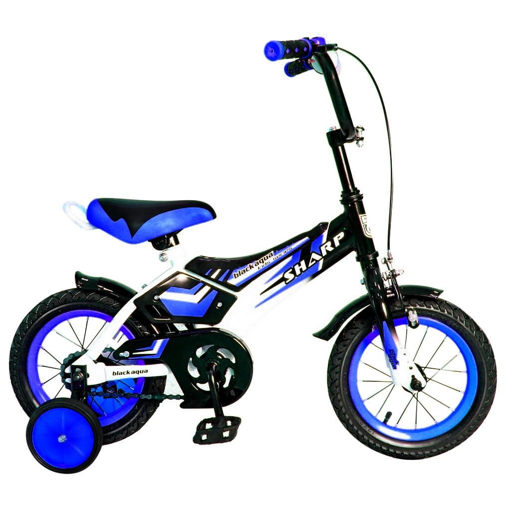Детский велосипед RT Sharp - 12 дюймов (синий)