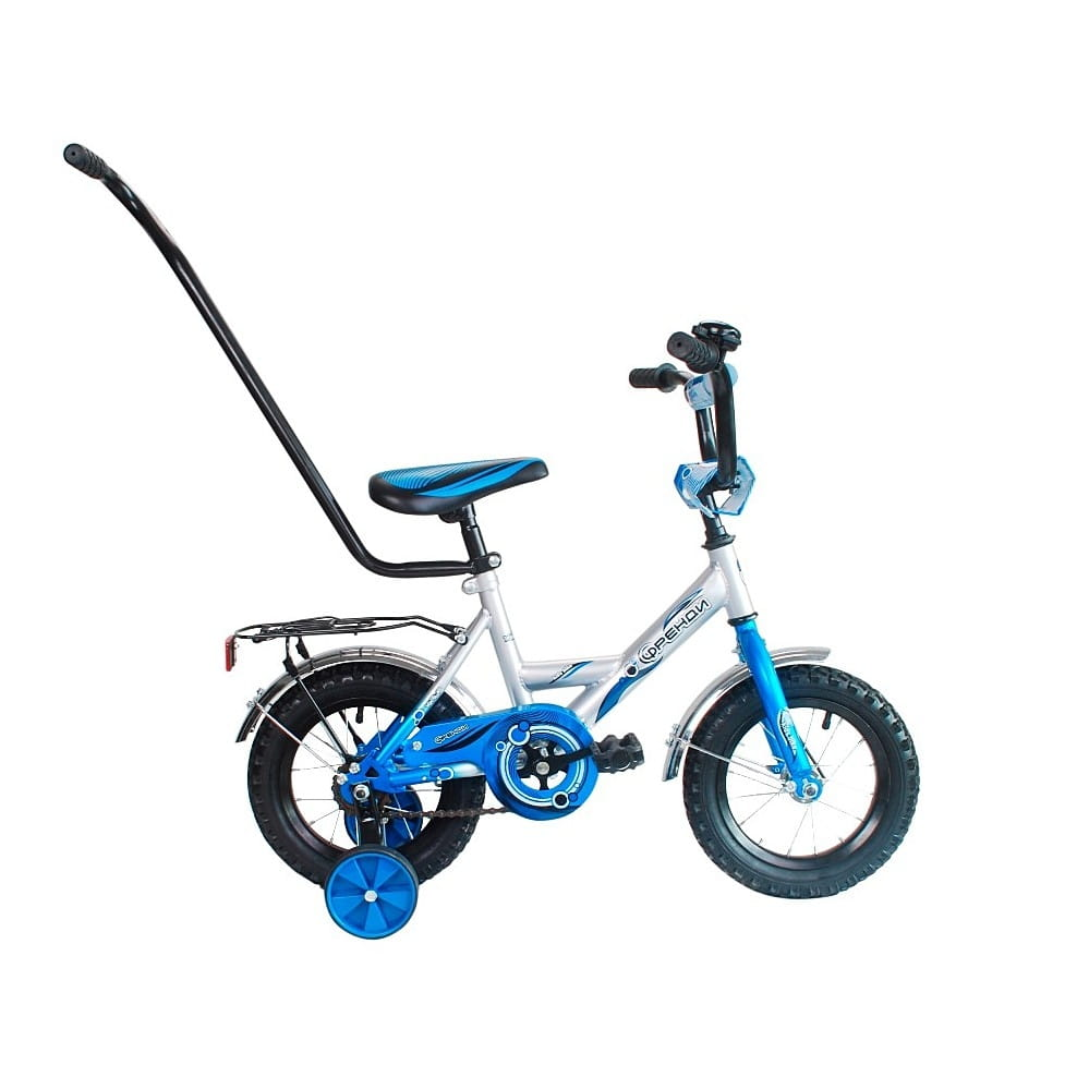 Детский велосипед RT 5554 Мультяшка Френди - 12 дюймов (синий)