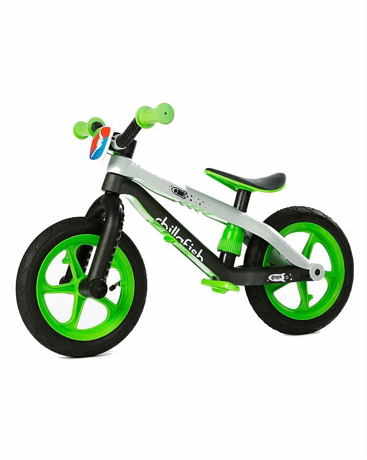 Детский беговел Chillafish 159523 BMXie-RS - зеленый