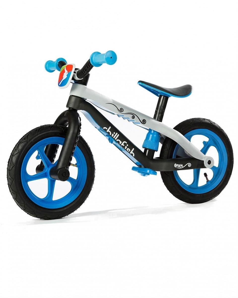 Детский беговел Chillafish 159523 BMXie-RS - синий