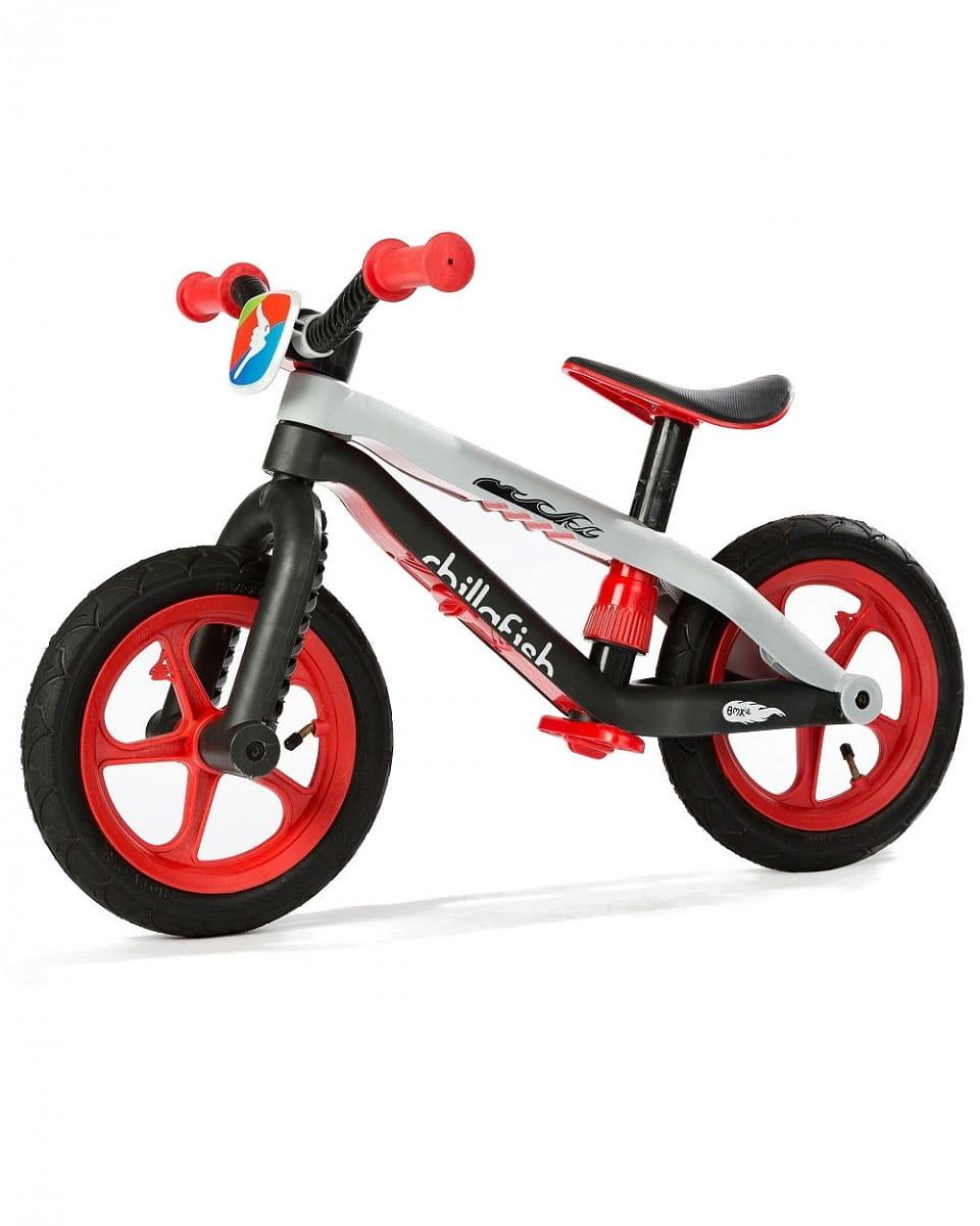 Детский беговел Chillafish 159523 BMXie-RS - красный